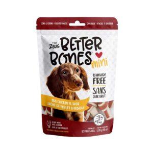 Better Bones os arôme de poulet BBQ 251 g de Zeus