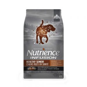Nutrience Infusion pour chien âgé en santé 10 kg