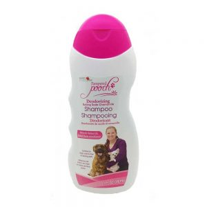 Shampoing désodorisant avec camomille Pampered pooch