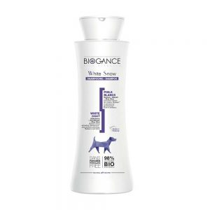 Shampoing poils blancs Biogance