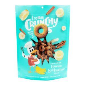Crunchy Os aux bananes de Fromm