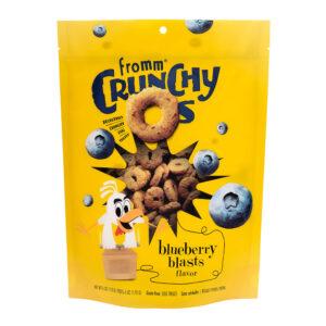 Crunchy Os aux bleuets de Fromm