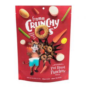 Crunchy Os aux légumes de Fromm