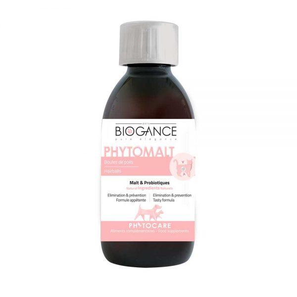 Biogance Phytomalt pour les boules de poils de Biogance